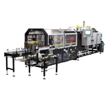BRANDPAC™ BPMP-5300 Continuous Motion Bottom Overlap Shrink Wrapping System