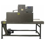 "HVP122290HP Hot Plate Shrink Tunnel (12"" x 22"" x 90"" Opening)"